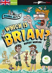 Which is Brian ? - Livre + mp3