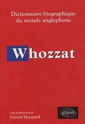 Whozzat