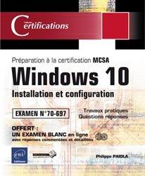 La couverture et les autres extraits de Linux - Préparation à la certification LPIC