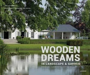 Wooden dreams in landscape & garden