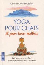 Yoga pour chats et pour leurs maîtres