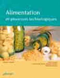 Alimentation et processus technologiques - educagri - 9782844445599 -