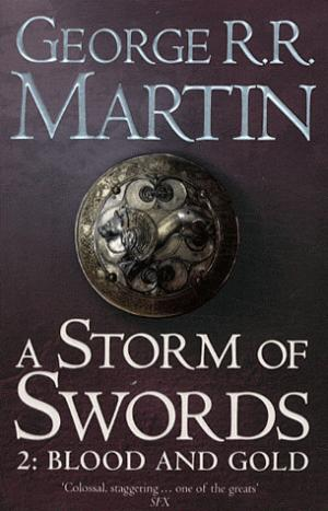 A Storm of Swords 2: Blood and Gold - harpercollins - 9780007447855 -