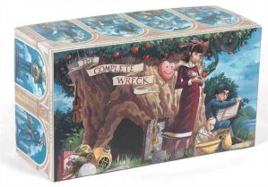 A Series of Unfortunate Events Box: The Complete Wreck - harpercollins - 9780061119064 -