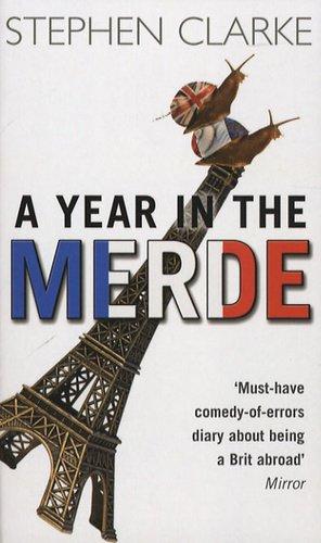 A Year in the merde - swan - 9780552153072 -