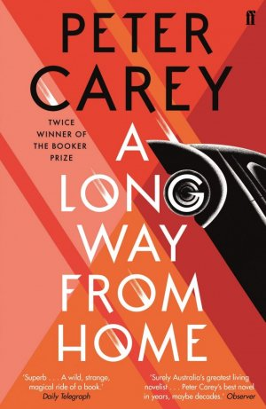 A Long Way From Home - faber and faber - 9780571338856 -