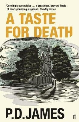A Taste for Death - faber and faber - 9780571350742 -