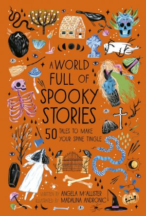 A World Full of Spooky Stories - FRANCES LINCOLN - 9780711241473 -