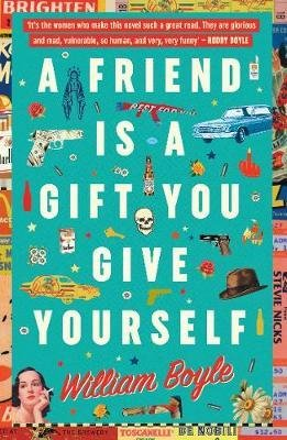 A Friend Is A Gift You Give Yourself - oldcastle - 9780857301307 -