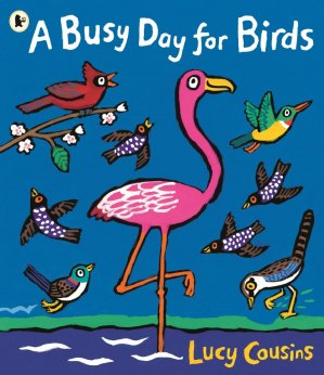 A BUSY DAY FOR BIRDS  - WALKER - 9781406376548 -