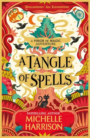 A Tangle of Spells - simon and schuster - 9781471183881 -