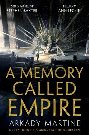 A Memory Called Empire - tor books - 9781529001594 -