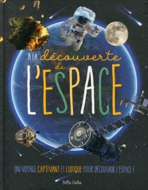 A la découverte de l'espace - shoebox media editions - 9781773880099 -