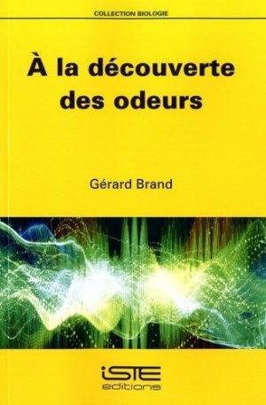 A la découverte des odeurs - iste - 9781784055455 - majbook ème édition, majbook 1ère édition, livre ecn major, livre ecn, fiche ecn