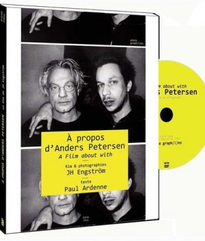 A propos d'Anders Petersen. Avec 1 DVD - Editions de l'Oeil - 9782351371497 -