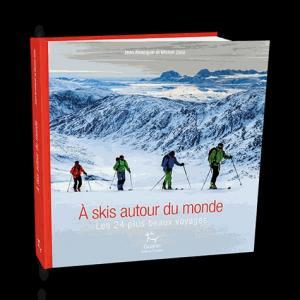 A ski autour du monde - guerin - 9782352211549 -