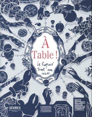 À Table ! - gourcuff gradenigo - 9782353403257 -