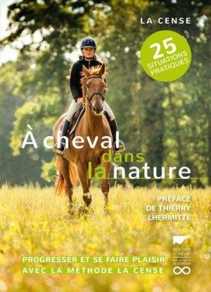 A cheval dans la nature - Delachaux et Niestlé - 9782603025864 -