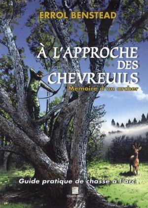 À l'approche des chevreuils - crepin leblond - 9782703003663 -