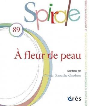 A fleur de peau... - eres - 9782749263885 - majbook ème édition, majbook 1ère édition, livre ecn major, livre ecn, fiche ecn