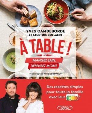A table ! - Michel Lafon - 9782749941035 -