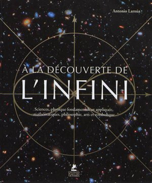 A la découverte de l'infini - place des victoires - 9782809916362 -
