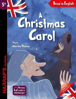 A CHRISTMAS CAROL - DICKENS - harrap's - 9782818706039 -