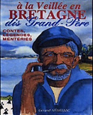 A la veillée en Bretagne - CPE - 9782845030466 -
