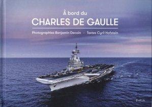 A bord du Charles de Gaulle - epa - 9782851209313 -