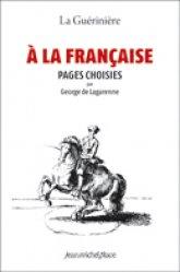 A la française - jean michel place - 9782858930937 -
