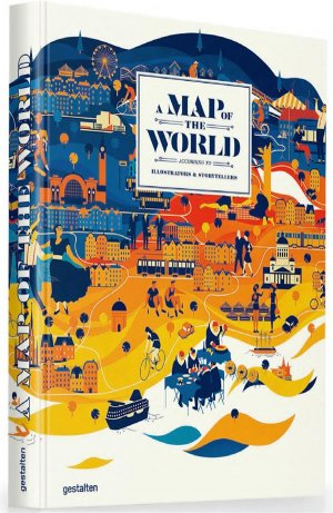 A Map of the World (updated version) - gestalten - 9783899558814 -