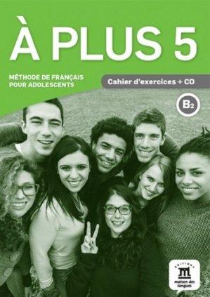 A plus 5 B2 - Difusión - 9788416657629