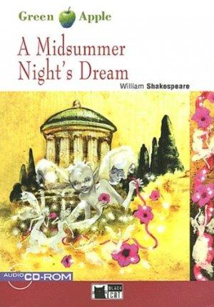 A Midsummer Night's Dream - black cat - cideb - 9788853010148 -