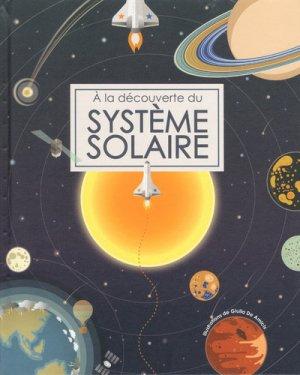 A la découverte du système solaire - white star - 9788861122970 -