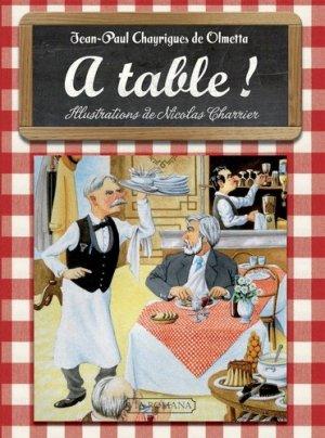 A table ! - Via Romana - 9791090029804 -