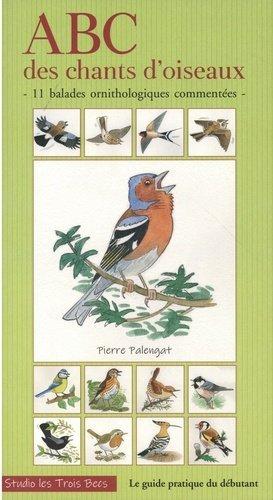 ABC des chants d'oiseaux - Studio 3 becs - 3760107270139 -