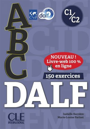 ABC DALF C1/C2 - cle international - 9782090382570 -