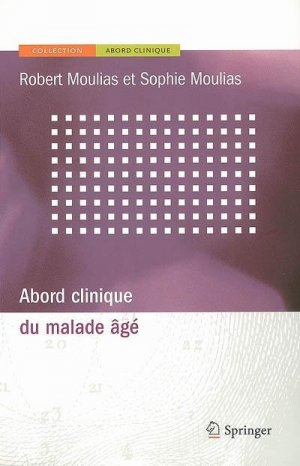 Abord clinique du malade âgé - springer - 9782287220845 -