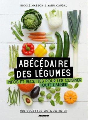 Abécédaire des légumes - Mango - 9782317020094 -