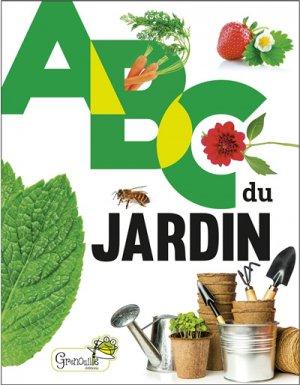 ABC du jardin - grenouille - 9782366534986