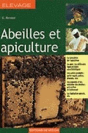 Abeilles et apiculture - de vecchi - 9782732897288 -