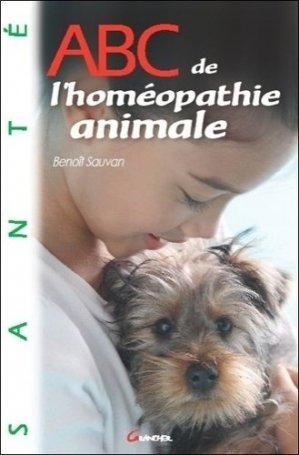 ABC de l'Homéopathie animale - grancher - 9782733909966 -