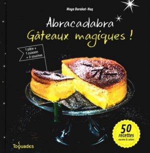 Abracadabra Gâteaux magiques ! - first editions - 9782754072182 -
