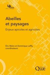 Abeilles et paysages - quae  - 9782759223589