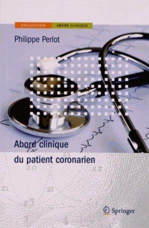 Abord clinique du patient coronarien - springer - 9782817804019