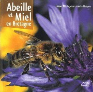 Abeille et miel en Bretagne - coop breizh - 9782843465222 -