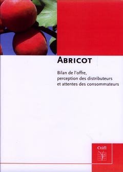 Abricot - ctifl - 9782879112978 -