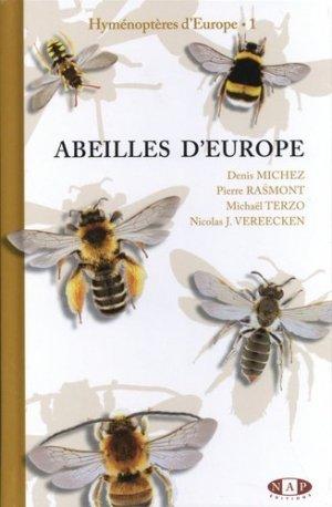 Abeilles d'Europe - Hyménoptères d'Europe • 1 - nap - 9782913688339 -