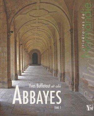 Abbayes - Ysec Médias - 9782919091294 -