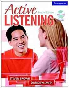 Active Listening Level 1 - Student's Book with Self-study Audio CD - cambridge - 9780521678131 -